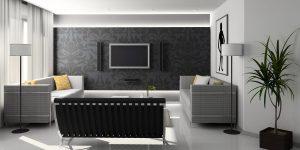 Sådan indretter du den perfekte stue