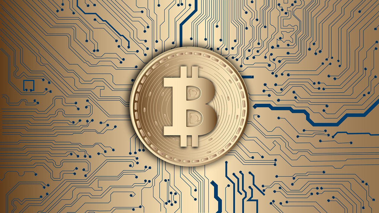 Bitcoins og investeringer
