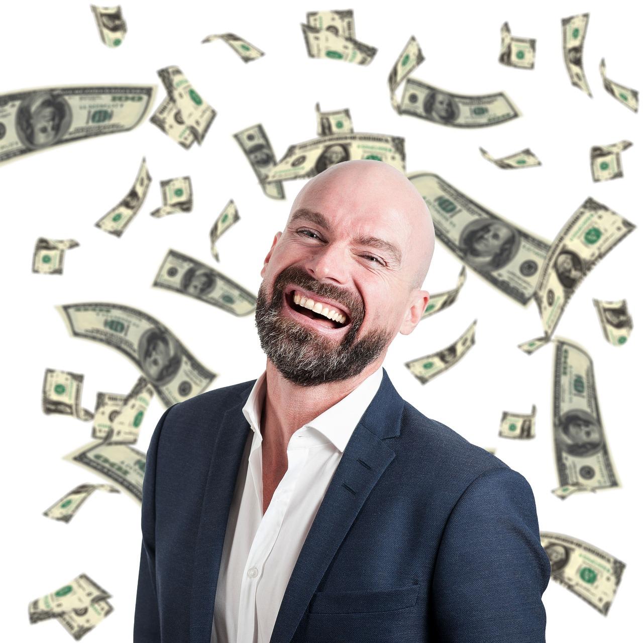 Gør penge os glade?