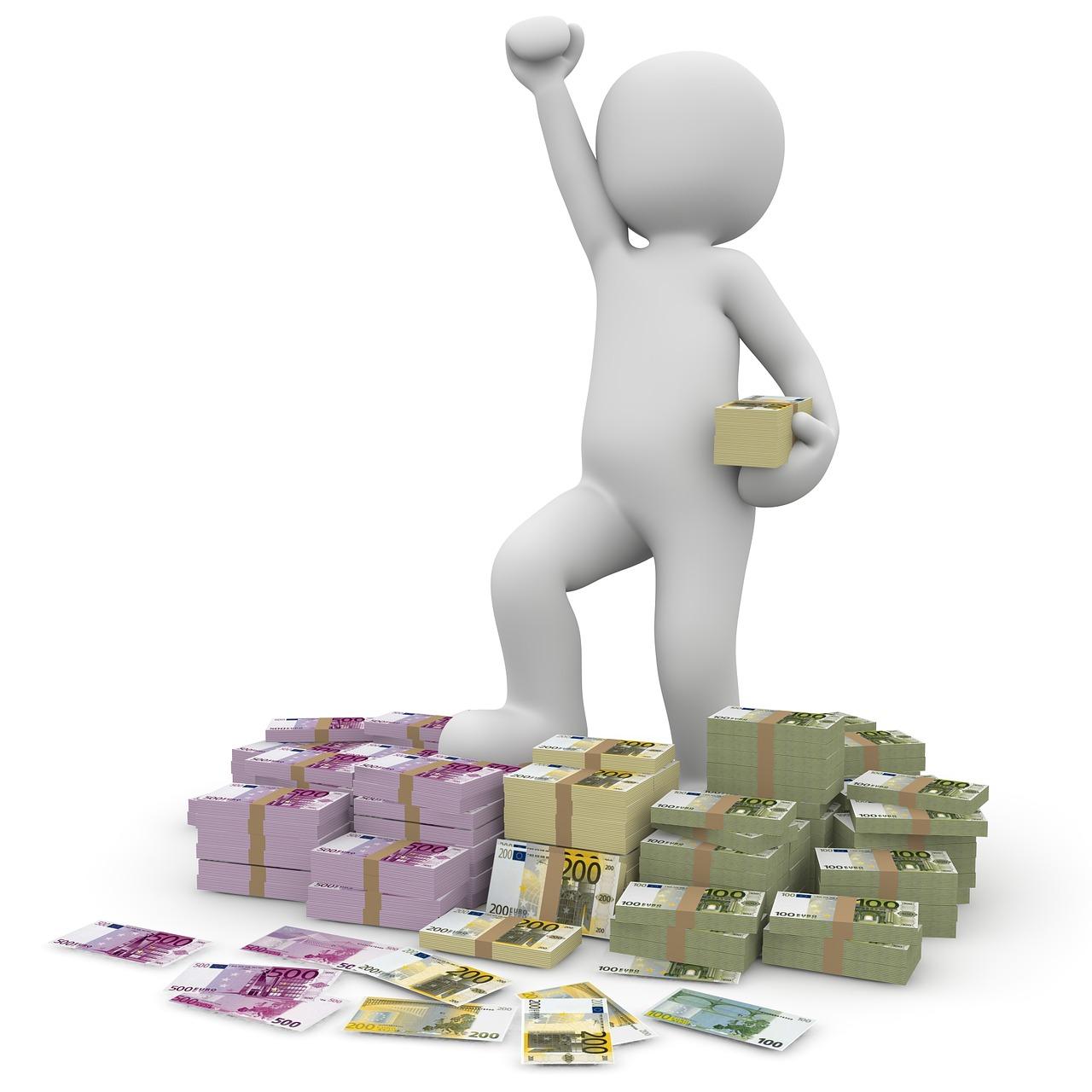 Få modet til at investere dine penge