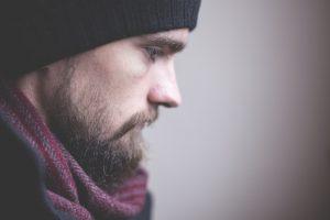 Det er normalt at føle sig usikker omkring sit skæg