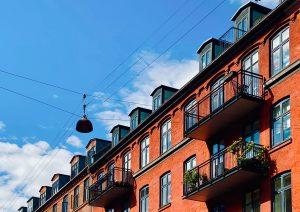 Glæderne ved at bo på Østerbro